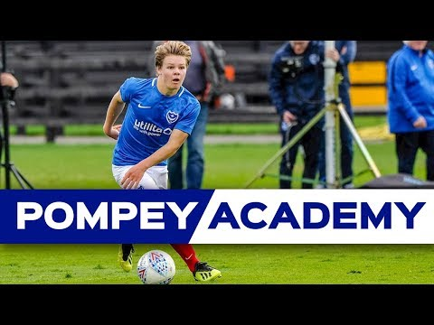 Academy Highlights: Pompey U18s 4-5 Swindon Town U18s