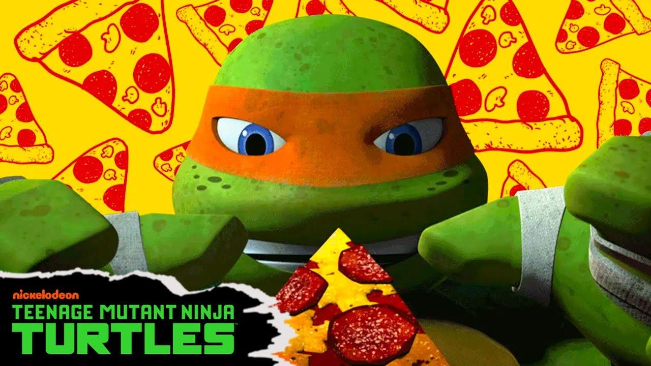 Teenage Mutant Ninja Turtles How To Enjoy Pizza Ninja Style Nick