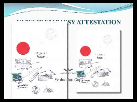 Embassy Attestation Service in India and Document Apostille Service in India