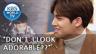 """Mingyu """"Don't I look adorable?!"""" [Happy Together/2019.02.07]"""