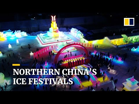 China's Heilongjiang province counts down to winter snow festival