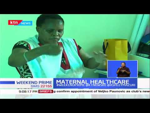 Maternal health: Nairobi Health facility touching the lives of women through a door to door campaign