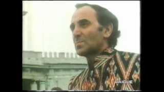 Charles Aznavour - VENECIA SIN TI (Que c