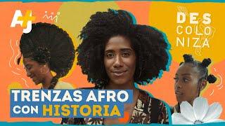 El cabello afro (también) es político | AJ+ Español
