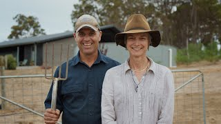 Tim & Cree's Story: Farming for a Brighter Tomorrow