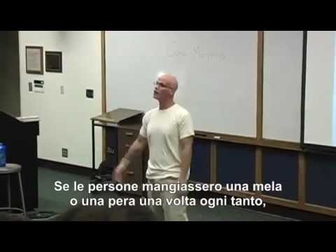 Gary Yourofsky - Il Miglior Discorso Che Potrai Mai Sentire (sub ITA)