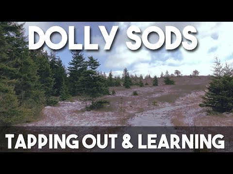 Backpacking Below Freezing At Dolly Sods: Tapping Out & Learning
