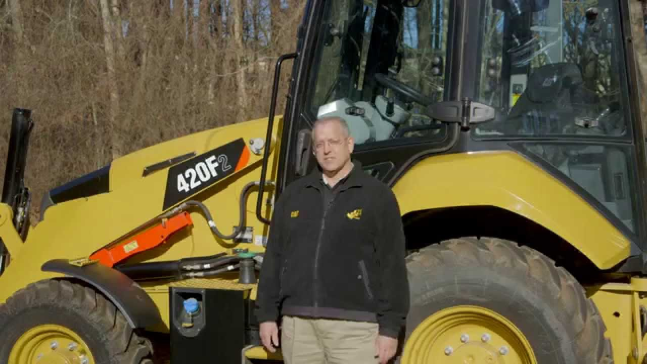 Cat 174 420f2 And 430f2 Backhoe Loader Overview North