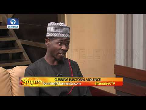 Experts Discuss Possibilities Of Violence Free Poll Ahead Of 2019 Pt.1 |Sunrise|