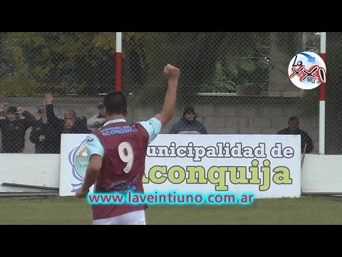 Federal A 2016 - Unión Aconquija vs Ferro de Pico (Cuartos -Vuelta - resumen)