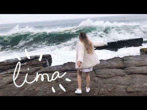 НА КРАЙ ЗЕМЛИ / Лима Перу