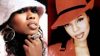 Missy Elliott - P***ycat (Remix feat. Rah Digga)(No DJ Version)
