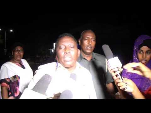 Hoobiyeyaashii lagu garaacay Villa Somalia ?