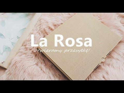 #1 La Rosa lakiery hybrydowe i żele/ openbox przesyłki / Rozdanie!