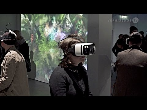 The Unframed World. VR as Artistic Medium at House of Electronic Arts Basel