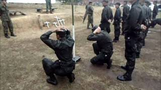 Estágio de Polícia da Aeronáutica- 2011- PARTE I