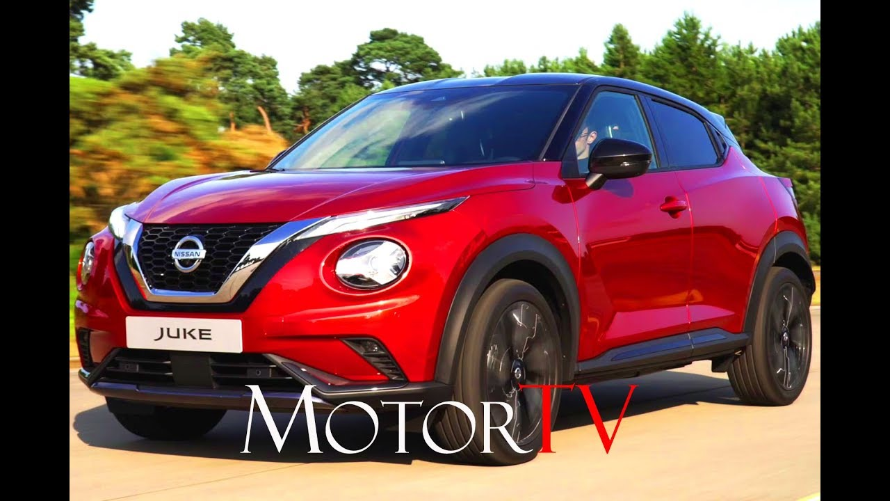 All New 2020 NISSAN JUKE is bigger, lighter and better equipped l Key Facts  & Design