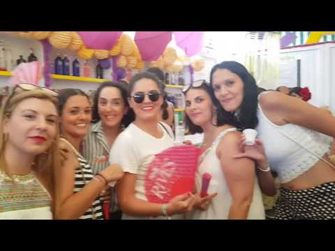 Caseta Cayetana Feria Real de Algeciras 2018