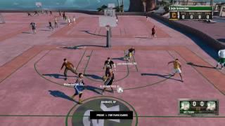 NBA 2k16 mypark