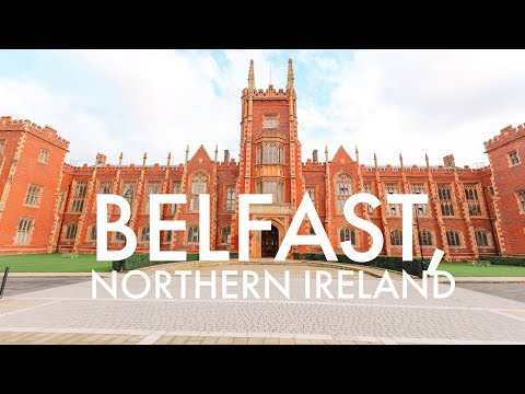 14 Things To Do In Belfast, Northern Ireland // Ft City Hall, Titanic & Irish Food