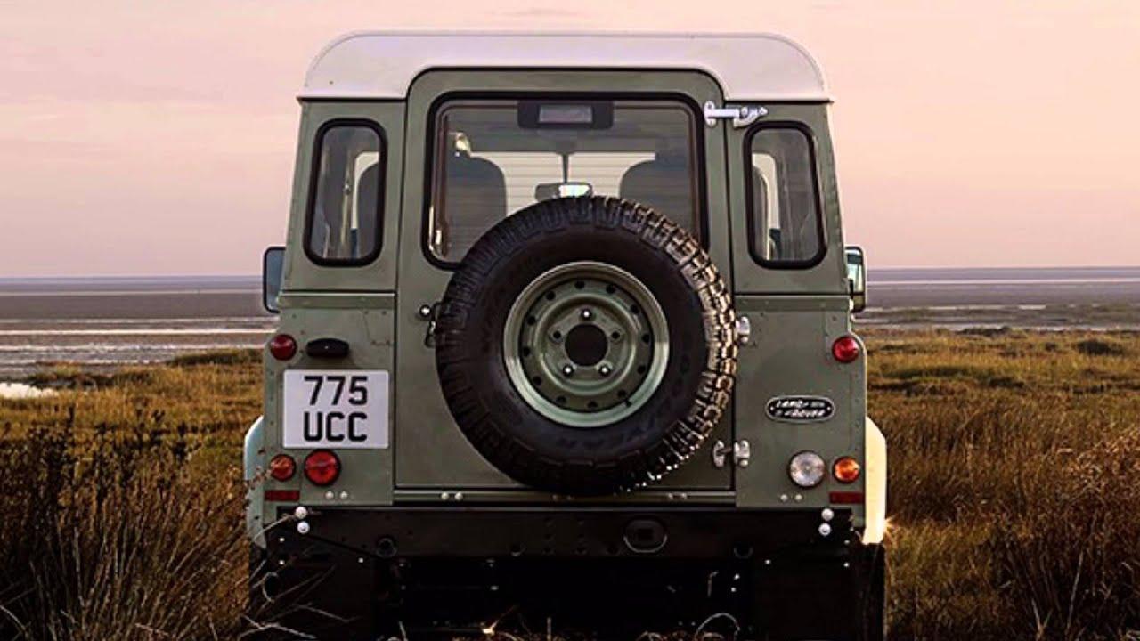 2017 Jeep Wrangler vs 2015 Land Rover Defender