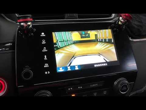 銳訓汽車配件精品 HONDA 五代 CRV5 SIMTECH 360度環景影像行車輔助系統 3D行車輔助