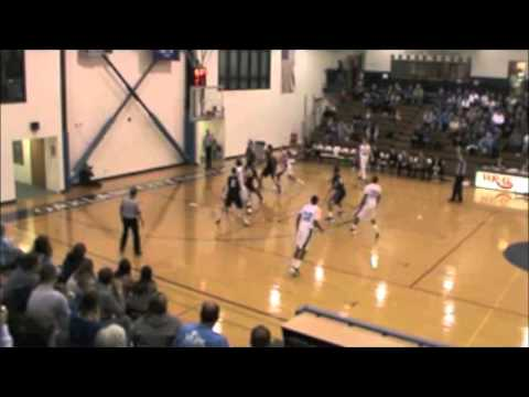 Maurice Fuller 2011-12 Highlights