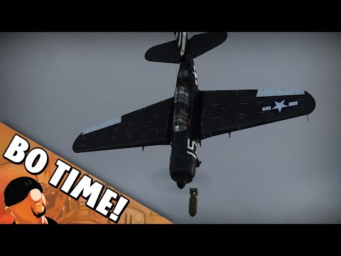 "War Thunder - SB2C Helldiver ""Target Rich Environment"""