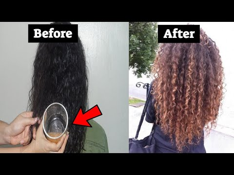 How To Grow Hair 50 cm In 30 Days Quickly. Long And Thick Hair
