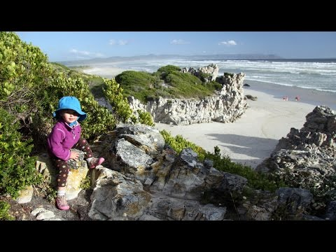 Elise goes to the Western Cape, South Africa, Dec 2014