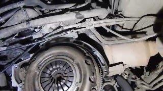 Снимаем МКПП на Форд Фокус 2  для замены выжимного гидроцилиндра. В домашних условиях. ЧАСТЬ 2(, 2016-03-22T16:12:23.000Z)