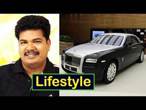 Director Shankar Lifestyle | Net Worth | Salary | Wife | House | Cars | Family | Biography 2017