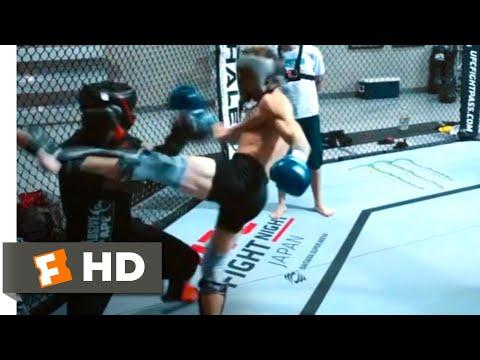 Conor McGregor: Notorious (2017) - Aldo's Broken Rib Scene (3/10)   Movieclips