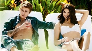 Justin Bieber Goes Shirtless With Kendall Jenner in Sexy 'Vogue' Shoot
