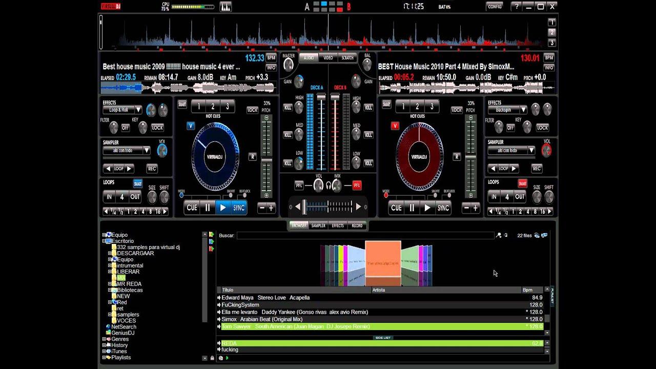 Virtual DJ Studio Free Download for Windows (32/64 Bit)