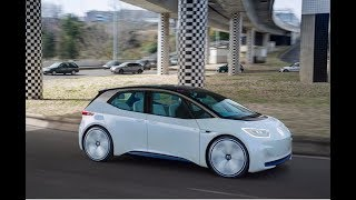 VW Competitor to Tesla?