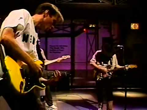 Stevie Ray Vaughan Tightrope Live at Late Night