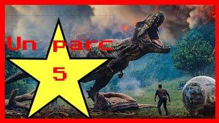 """UN PARC 5 ÉTOILES ✨ 🦕 """" #Jurassic world évolution 🦖 """""""