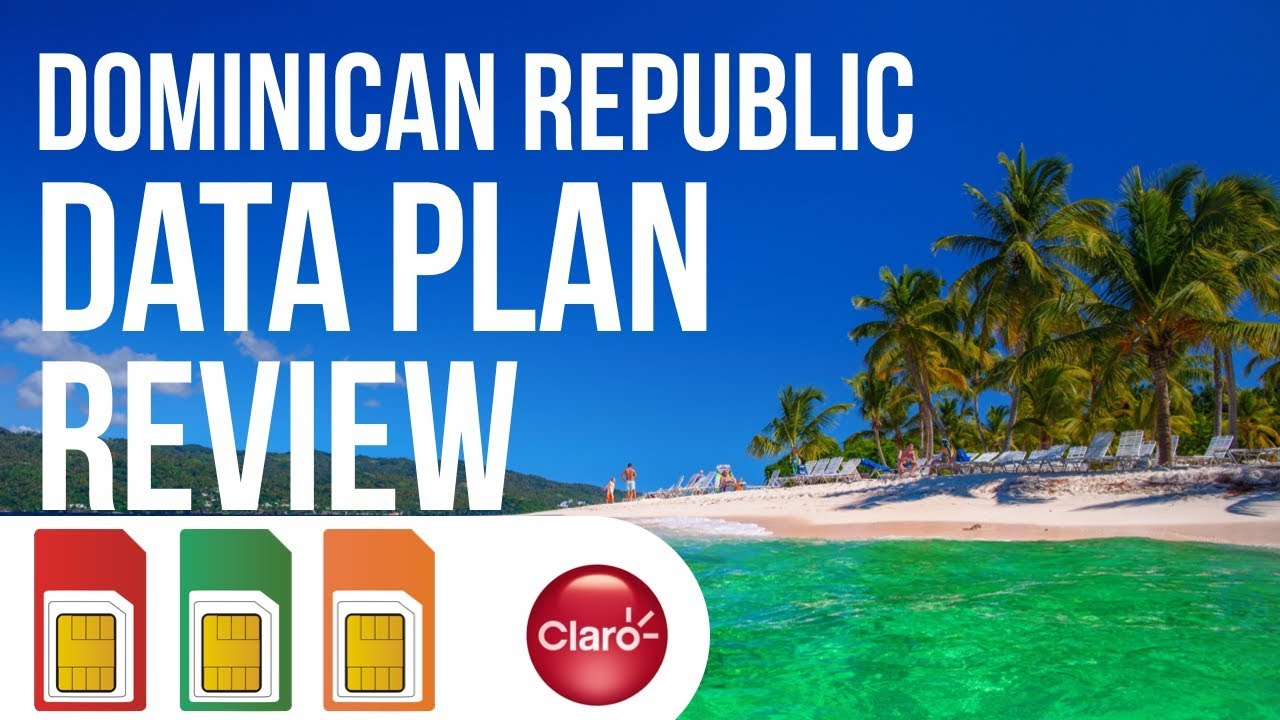 Dominican Republic Sosua - Internet Plans for Smartphone REVIEW | Unlimited  Data Plan from Claro