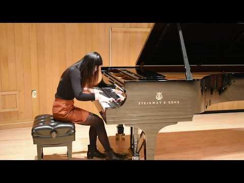 Johannes Brahms: Piano Sonata No.  2 In F# Minor, I. Allegro Non Troppo, Ma Energico/ Shengnan Zhu