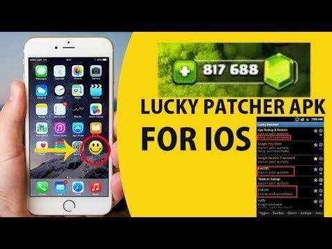download lucky patcher for iphone 7
