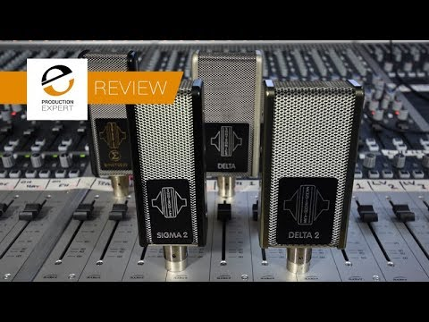 Review - Sontronics Delta II & Sigma II Ribbon Microphones