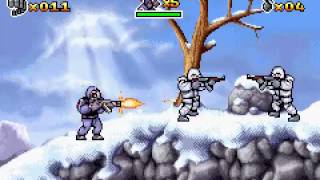 CT Special forces ( GBA ) - Full gameplay