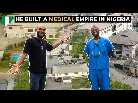 How a Nigerian Family Built an Amazing Medical Empire in Nigeria.