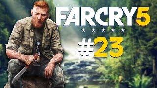 Zagrajmy w FAR CRY 5 PL #23 - 2 SPOTKANIE Z JACOBEM! - Polski gameplay - 1440p