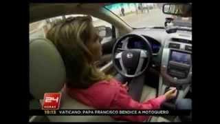 + Motor - Test Drive BYD S6 junto a Lucila Vit