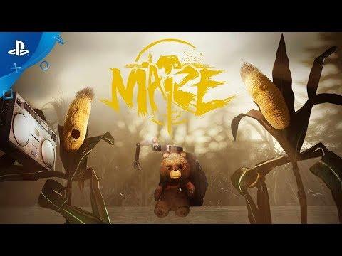Maize - Launch Trailer   PS4