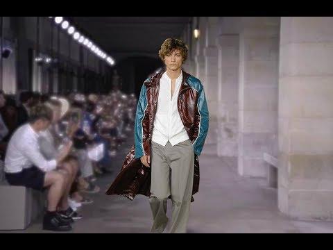 Hermes | Menswear | Spring/Summer 2018 | Paris Fashion Week