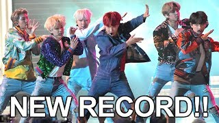 BTS Sets NEW Guinness WORLD RECORD Top 10 Video