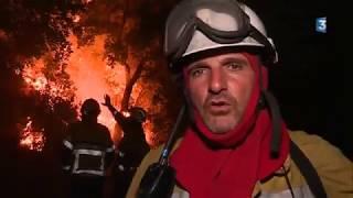 Le Boulou : retour en images sur le gros incendie de forêt maî...